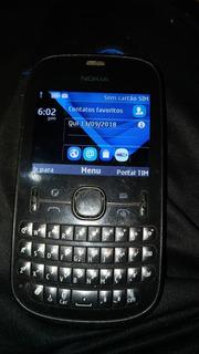 Nokia 201 Asha, 2mp, Mp3 Desbloqueado!
