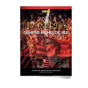 Álbum De Figurinhas Flamengo Sempre Hei De Ser