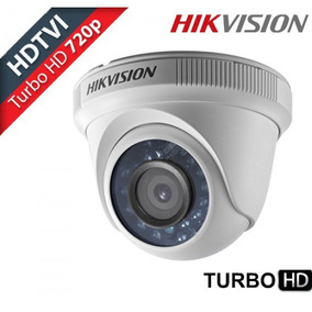Camera Hikvision Dome 1.0mp 720p 2,8mm