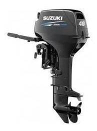 Motor Suzuki 40 Hp 2 Tiempos Okm