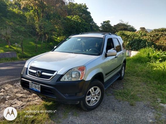 Honda Cr-v 2.4 Lx 166hp Mt 2002