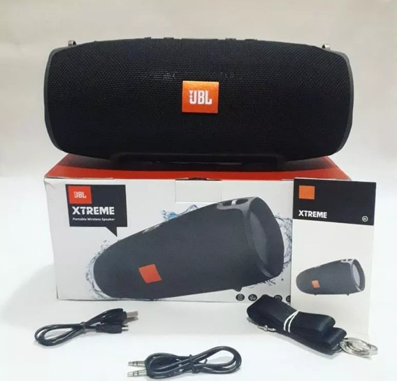 Corneta Jbl (22 Usd) Xtreme Portatil Inalámbrica Bluetooth