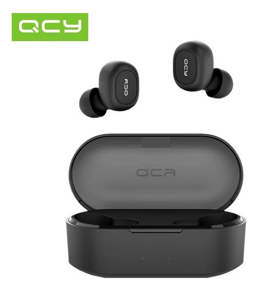 Fone Qcy Qs2, Bluetooth 5.0, Lançamento, Preto