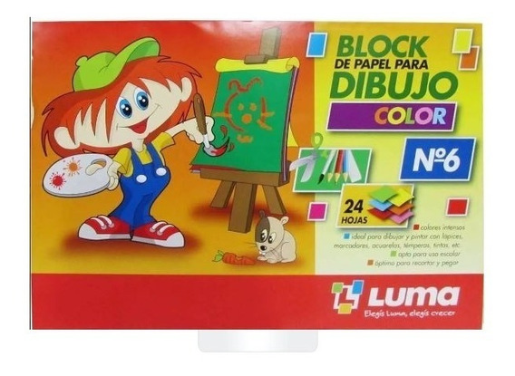 Block Luma Color N.6