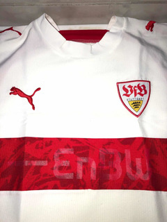 Camisa Do Stuttgart Puma