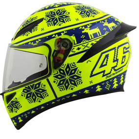 Capacete Agv K-1 Winter Test - 60