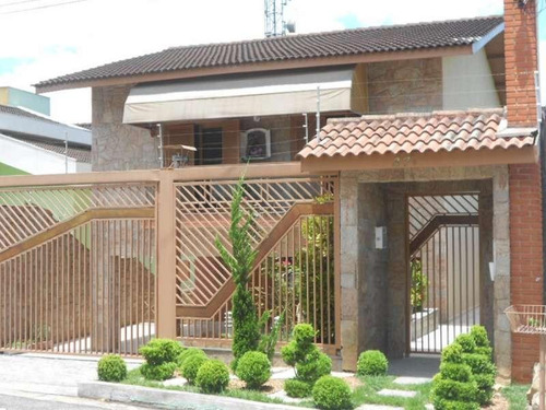 Casa Com 4 Dormitórios À Venda, 500 M² Por R$ 1.900.000,00 - Parque Dos Príncipes - São Paulo/sp - Ca18357
