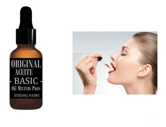 Aceite Strong Pains Formula Basic 250mg 10ml Envio Gratis