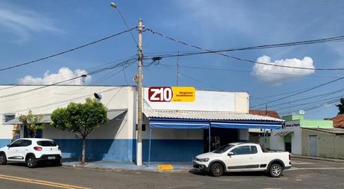 Imagem 1 de 9 de Z10 Imóveis - Sl01059 -  Excelente Salão Comercial De Esquna - Indaiatuba - Sl01059 - 69343942