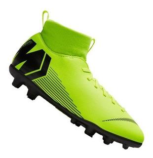 Zapatos Fútbol Nike Mercurial Superfly 6 Niños / Stgo. Boxer