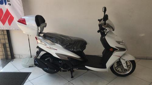 Scooter Suzuki Haojue Vr 150i 2022 Nova Burgman Sem Entrada