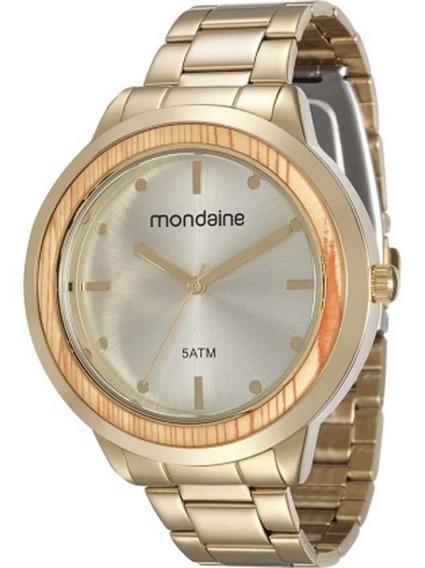 Relógio Mondaine Feminino 99055lpmvde1, C/ Garantia E Nf