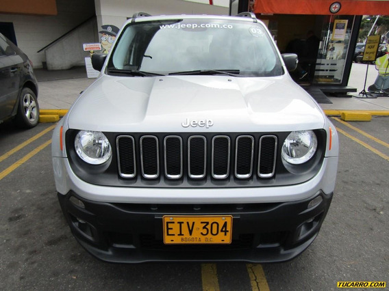 Jeep Renegade Sport 1.8 At