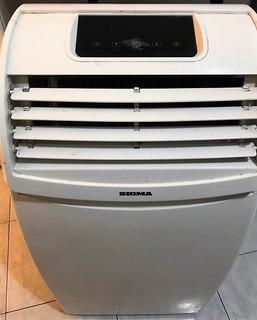Aire Acondicionado Portatil Frio -calor Sigma S12chpav 3000f