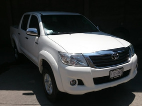 Toyota Hilux Doble Cab. Mid Mod.2014 Impecables Condiciones!