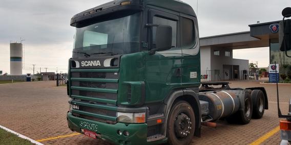 Scania R124 400 6x2