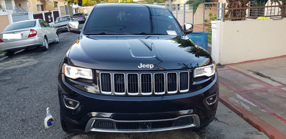 Jeep Gran Cherokee Limited 2014