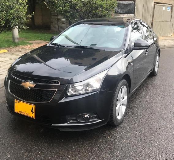Chevrolet Cruze Platinum Tapiceria En Cuero Techo Sunroof