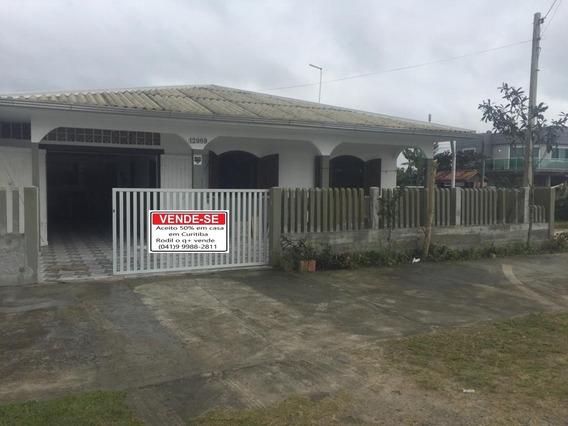 Casa No Litoral Paranaense