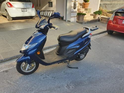 Imagen 1 de 5 de Motocicleta Suzuki  An125