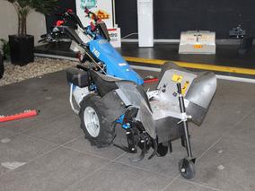 Motocultor Bcs 740 Con Aporcador Frontal