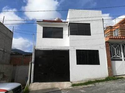 $1.250.000 Casa Nva,3 Rec, En Privada, Bosques De Coacalco