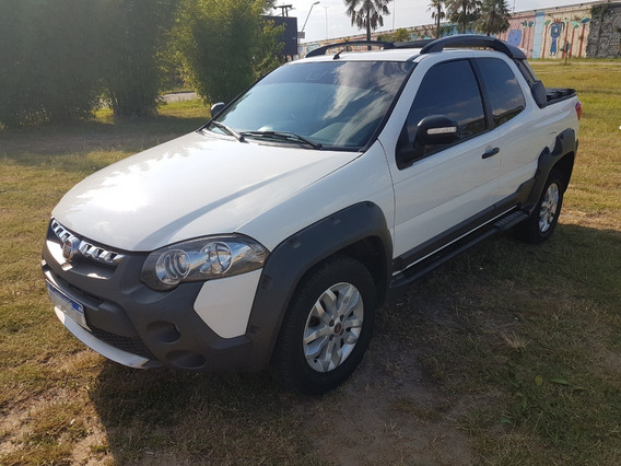 Fiat Strada Adventure E-locker. 60.560 Km. Mod.2016.