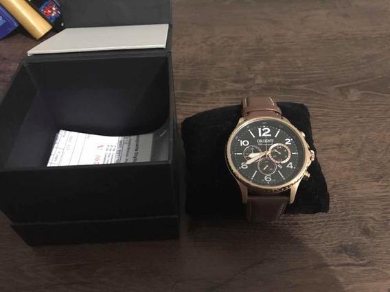 Relógio Orient Cronógrafo Mrscc009