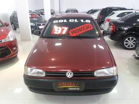 Volkswagen Gol 1.6 Mi Gl 8v Gasolina 2p Manual
