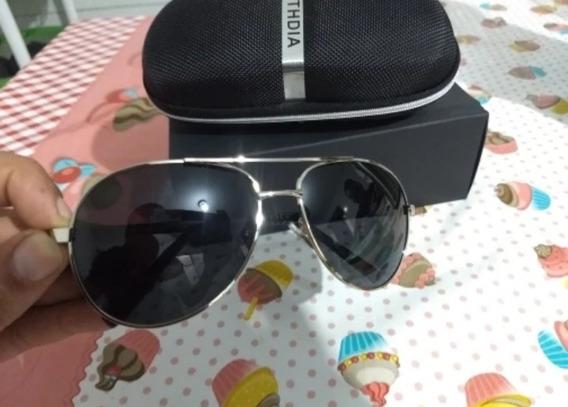 Óculos De Sol Veithdia Proteção Uv400 Lentes Polarizadas