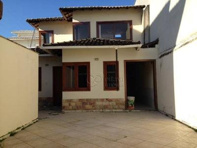 Casa Residencial À Venda, Riviera Fluminense, Macaé. - Ca1174