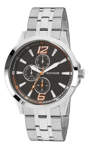 Relógio Technos 6p27dp/1l Multi-função Masculino