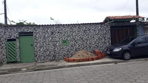 Casa Em Itanhaém 2 Dormitórios Bem Localizado. 1643e