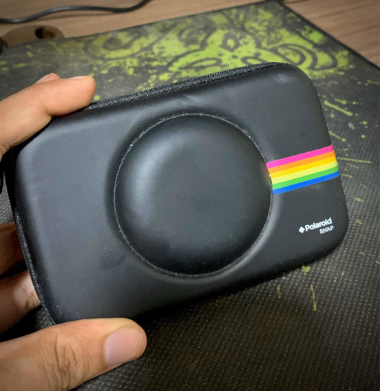 Câmara Polaroid Snap +capa +filme