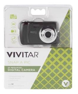 Cámara Fotográfica Digital Vivitar