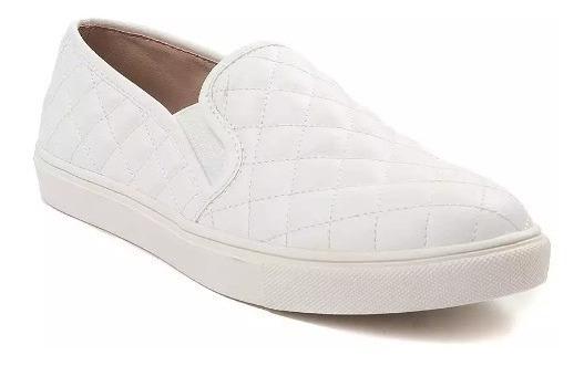 Zapato Steve Madden Mod. 131686 Ecentrcq Blanco Mujer / J