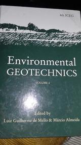 Environmental Geotechnics Na Loja Custa Mas De Dois Mil