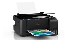 Impressora Para Papel Arroz Com Tank Com Tintas Comestivel