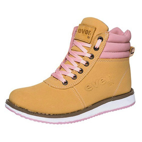 Botas Out Door Casuales Marca Everest 1900 Lha