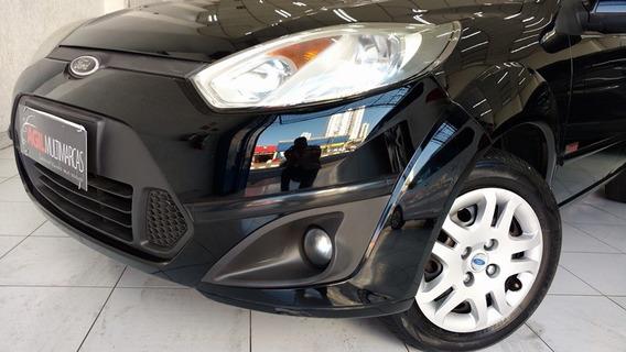 Ford Fiesta 1.6 Class Flex Único Dono 2011 Preto