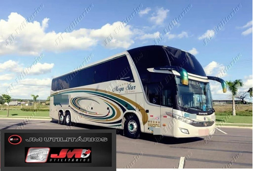 Imagem 1 de 10 de Paradiso Ld 1600 G7 Ano 2014 Scania K400 Jm Cod.15