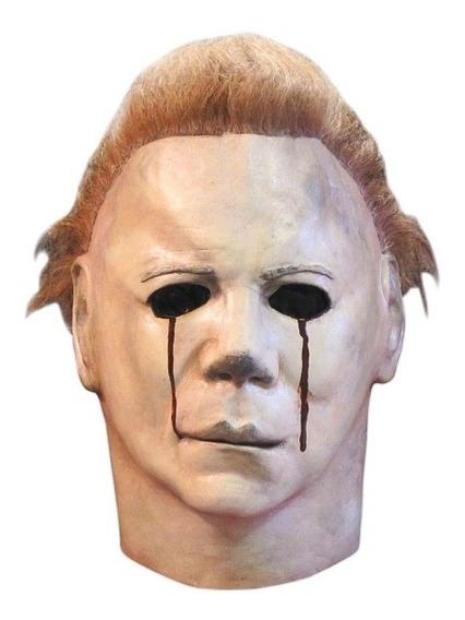 Mascara De Michael Myers Blood Tears H2