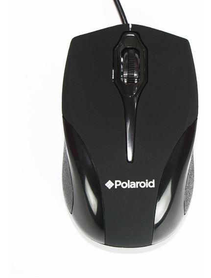 Mouse Alámbrico Usb Marca Polaroid Mod. Pmw-215pro ¡oferta!