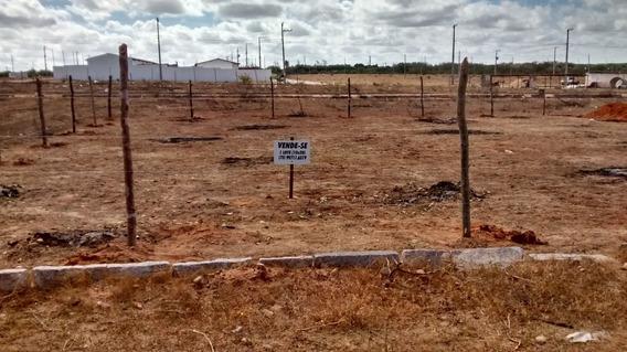 Terreno Em Petrolina - Pe, Medindo 10x20