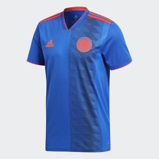 Camisa Colômbia adidas Uniforme 2 2018 Original