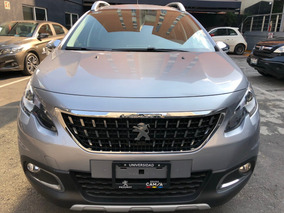 Peugeot 2008 Allure Pack Pure Tech Color Gris 2019