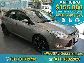 Ford Focus 2014 Titanium Automatico Impecable Estado
