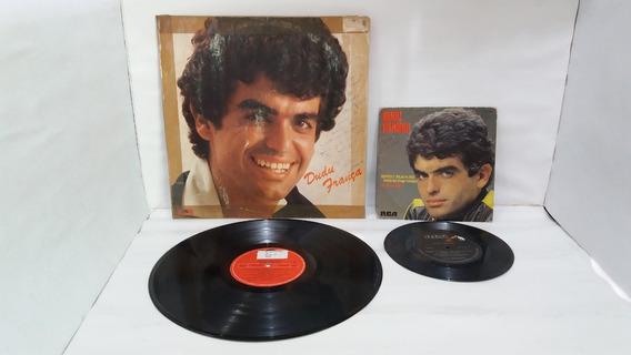 Lp Dudu França 1980 E Compacto 1983 / Por Apenas...
