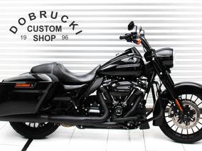 Harley Davidson Touring Road King Special Equipada!