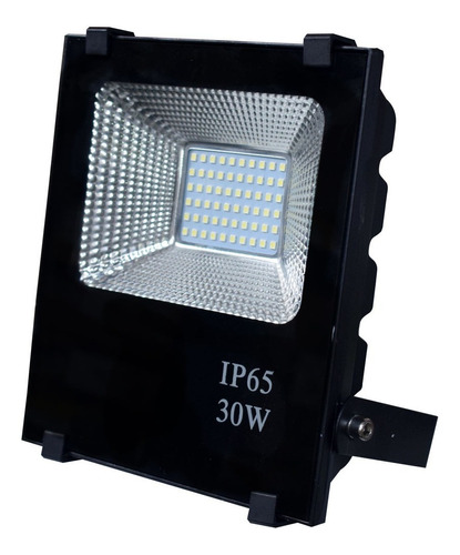Reflector Led 30w Uduke Multivoltage Luz Dia (6500k)